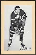 1945-1964 Beehive Group II 2 Hockey Ron Stewart Toronto Maple Leafs High Grade
