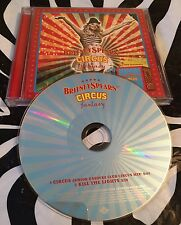Britney Spears - Circus Rare Promo CD Single For Perfume Range
