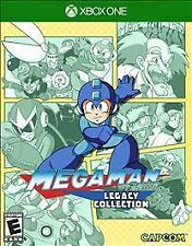 XBOX ONE MEGAMAN LEGACY COLLECTION BRAND NEW - FREE 1ST CLASS SHIPPING
