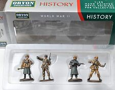 ORYON-WWII German Grenadiers 26th Division 1/35 Hand Painted Figures #2011  (KL)