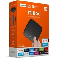 Mi Box MDZ-16-AB HDMI 4K HD Android TV MiBox with Remote  - Black