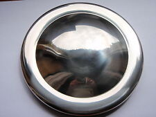 Mini Stainless Steel 10 in Wheel Centre Hub Cap Cooper S Austin Morris BMC