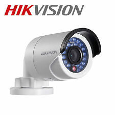UK HIKVISION DS-2CD2042WD-I 4MM 4MP 2MP 1080P POE ONVIF WDR Network IP Camera