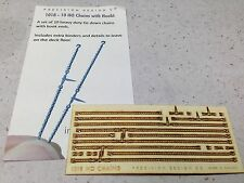 HO 1/87 Promotex # 5471 HO Scale Chains w/hooks - Kit