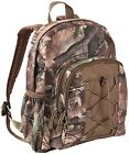 Youth Kids Camo Camoflouge Scout Day Pack Backpack Bookbag