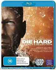 Die Hard LEGACY Collection : NEW Blu-Ray