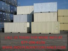 New 20' Shipping Container  Cargo Container  Storage Container in Oakland, CA