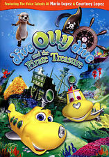 Dive Olly Dive and the Pirate Treasure, DVD, Brand New sealed