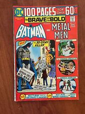 BATMAN BRAVE and the BOLD #113 (1974)  WOW!