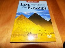 ANCIENT CIVILIZATIONS LAND OF THE PYRAMIDS Egypt Secrets History Channel DVD