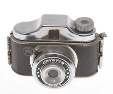 Crystar, piccolissima microcamera giapponese anni '50