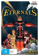 Marvel Knights - Eternals (DVD, 2014) Region 4 New