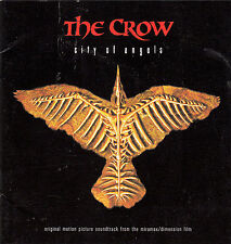 The Crow:City of Angels-1996-Original Movie Soundtrack-15 Track-CD