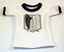 BJD Attack on Titan Shirt [1/4 MSD]