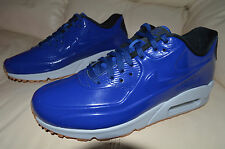 New Nike Mens Air Max 90 VT QS Running Shoes 831114-400 sz 8.5 Deep Royal Blue