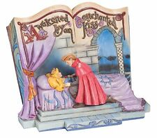 Disney Traditions Enchanted Kiss Sleeping Beauty Storybook Aurora 14cm 4043627