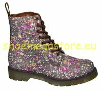 Original Classic Doc Dr Martens 8 Loch 1460 Page Taupe 14296230