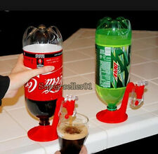 1Pcs Juice Distributor Coke Fizzy Soda Cool Dispenser Drinking Kitchen Utensils