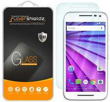 2X Supershieldz Tempered Glass Screen Protector For Motorola Moto G (3rd Gen)
