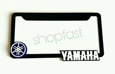 YAMAHA with LOGO FZ16 FZS R15 R3 R6  number plate (shiny touch) 3D reflective -B