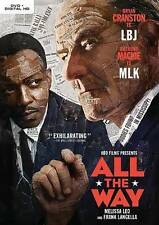 All The Way (DVD, 2016)