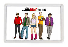 IMAN NEVERA THE BIG BANG THEORY MOD 3 - FRIDGE MAGNET LA TEORIA DEL BIG BANG