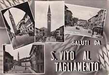 #S. VITO AL TAGLIAMENTO: SALUTI DA