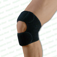 Neoprene Dual Action Knee Support Patella Tendon Brace Strap Sports Pain Relief