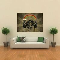BOB MARLEY CLASSIC NEW GIANT POSTER WALL ART PRINT PICTURE G432