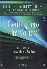 Abraham-Hicks Esther 2 DVD Getting Into the Vortex Law of Attraction In Action
