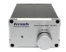 Trends Audio TA-10.2 SE Class-T Stereo Audio Amplifier, includes power supply