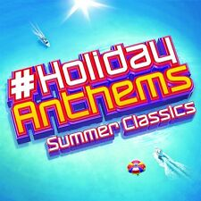 #HOLIDAY ANTHEMS SUMMER CLASSICS - V/A 3CDs (NEW/SEALED) Dance Anthems Avicii