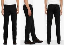 Men's Levi's Chino Pants Regular Fit, Black 34 x 32 - MSRP $58 - New w/ Tags!!