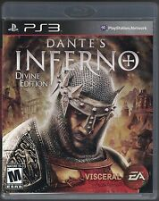 Dante's Inferno - Divine Edition [PlayStation 3 PS3, Action Adventure] NEW