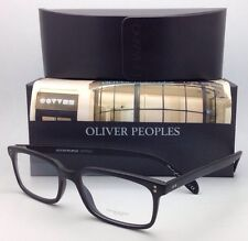 New OLIVER PEOPLES Eyeglasses DENISON OV 5102 1031 51-17 140 Matte Black Frames