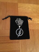 The Flash Logo Necklace/Pendant