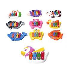 Bebés Y Niños Pequeños 4 Tonos Musical Educativo Animal Desarrollo Música Bell