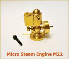 !!! M22 Microcosm Live Steam Engine Mini Moteur à Vapeur !!!