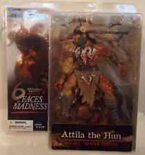 "McFarlane Monsters Series 3 ""6 Faces Of Madness"" - Attila The Hun 406-453 (MISP)"