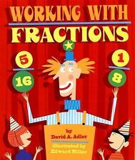NEW - Working with Fractions by Adler, David A