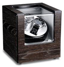 Safeguard Uhrenbeweger Klassik XL BLK SpECIAL für Schweizer Uhren Watch Winder