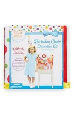 The Elf on the Shelf®: BIRTHDAY CHAIR DECORATION KIT Reusable NIP