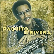The Best of Paquito D'Rivera by Paquito d'Rivera (CD, Mar-2002, Columbia/Legacy)
