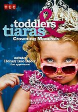 NEW DVD // TODDLERS & TIARAS: CROWNING MOMENTS // THE LEARNING CHANNEL// 220 min