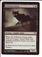 4x Black Cat/gato negro (Dark Ascension) Zombie discard