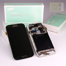 100% ORIGINAL Samsung Galaxy S4 LTE GT-i9505 Display Screen schwarz dark black