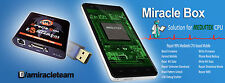 Miracle Box with Miracle Key Dongle / 28 jigs best chines mobile repair /unlock