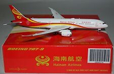 "JC Wings XX4027A Boeing 787-9 Hainan Airlines""Flaps Down"" B-7839 1:400 damaged"