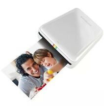 Polaroid ZIP MOBILE PRINTER-WHITE Instant Printing ovunque la Polaroid Zip