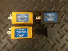 2000 LONDON BLACK TAXI CAB LTI TX1 4 RELAYS FADING COURTESY LIGHT/BLACK/HAZARD